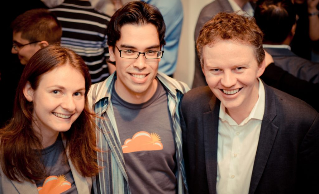 HBS-founded CloudFlare is Sky High