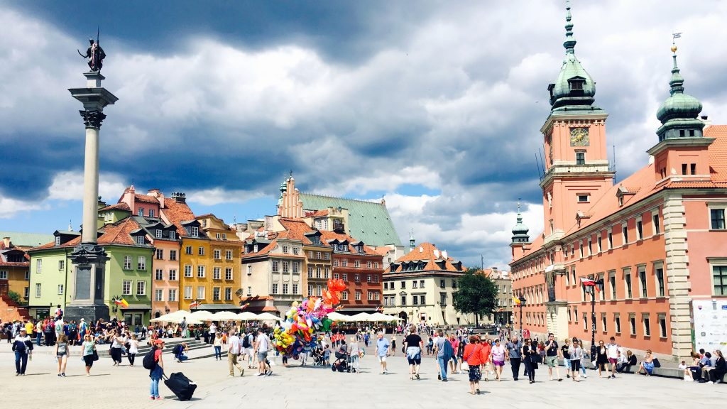 Letters from the FIELD: When Life Gives You Poland, Make Vodka-Lemonades