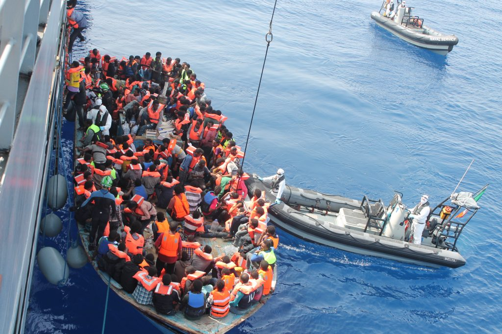 My work assessing asylum claims for the UK government convinced me Europe must act together to resolve the current humanitarian crisis