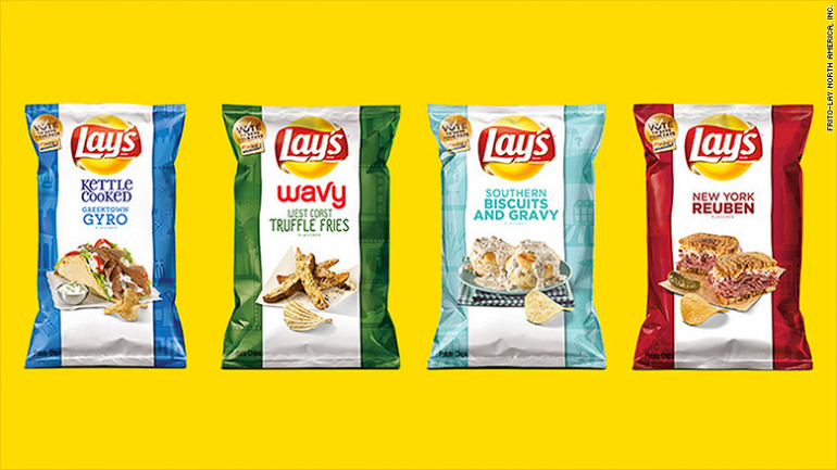 Lay's Do Us A Flavor Pushes Consumer Engagement… Beyond the Point of No Return