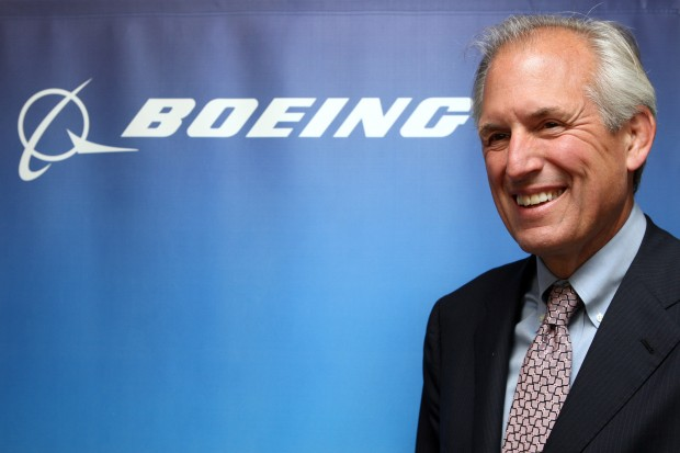 Boeing Chairman Jim McNerney on leading, learning and growing—as a CEO and an MBA