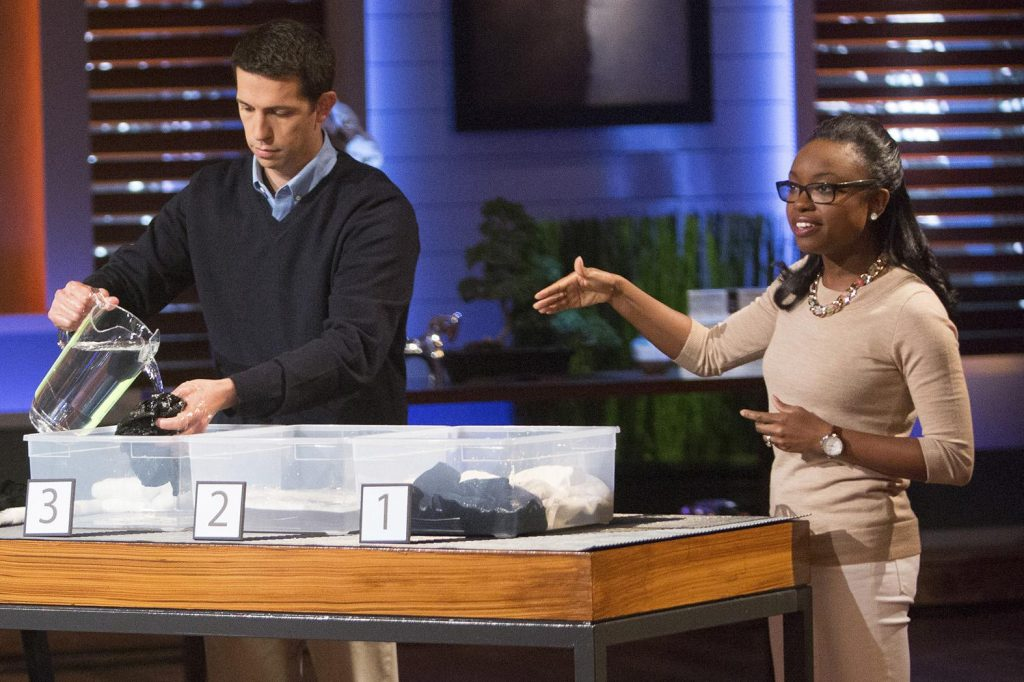 From Field 3 to Shark Tank: The Story of 'Unshrinkit'