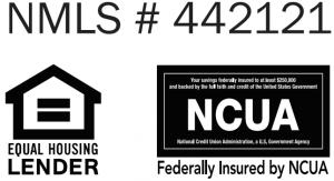 HUECU housing logo