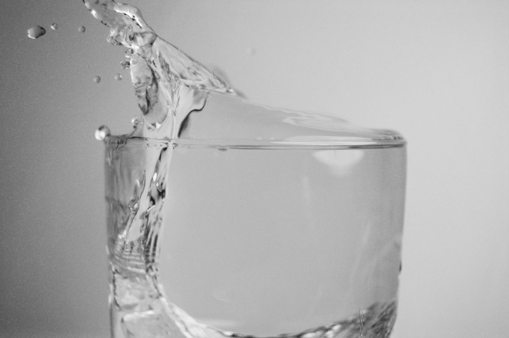 Glass Half Empty:  The risks and opportunities of water scarcity