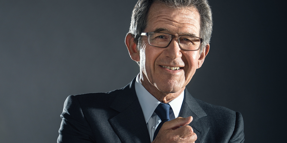 Where Business and Society Intersect:  An interview with Lord John Browne, former BP CEO