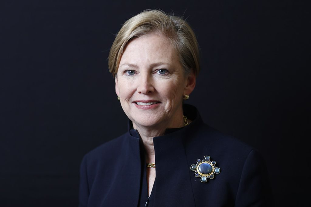 A CEO's Career: Interview with Ellen Kullman, former CEO of DuPont