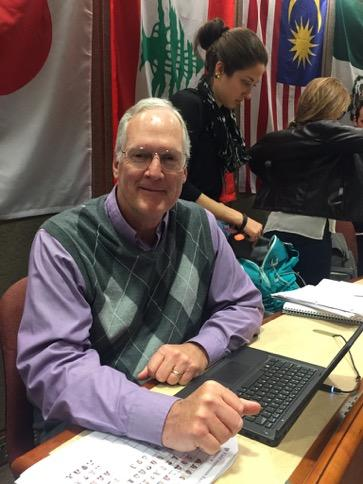 Name: Bob McBride Role: Scribe Years at HBS: 5 years Most memorable experience: part of the team that developed Financial Accounting module for HBX CORE Fun fact: His wife also works as scribe at HBS
