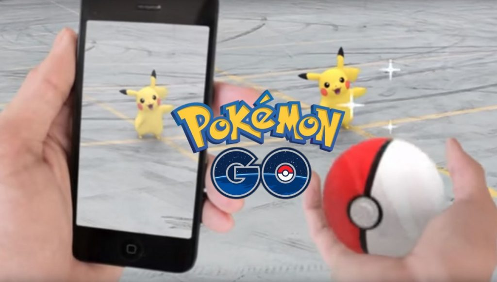 Pokémon Go or Pokémon Go Away
