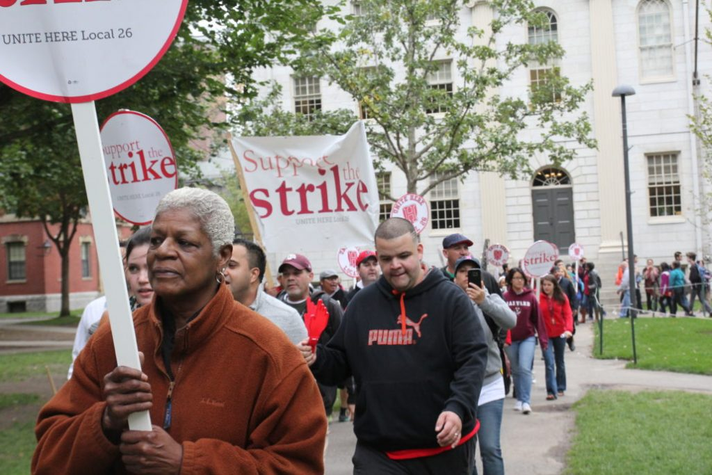 Spangler on Strike: Why the Dining Hall Strike is a Complicated Affair