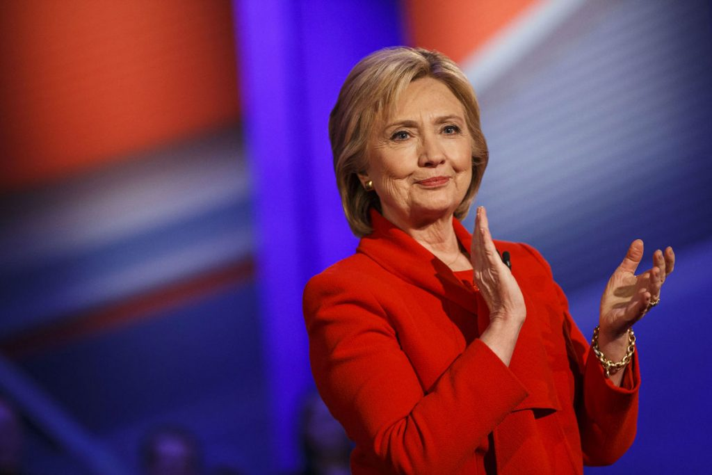 What Might Have Been: First 100 days of Hillary