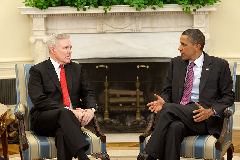 A Lifetime of Service: An Interview with Secretary Ray Mabus