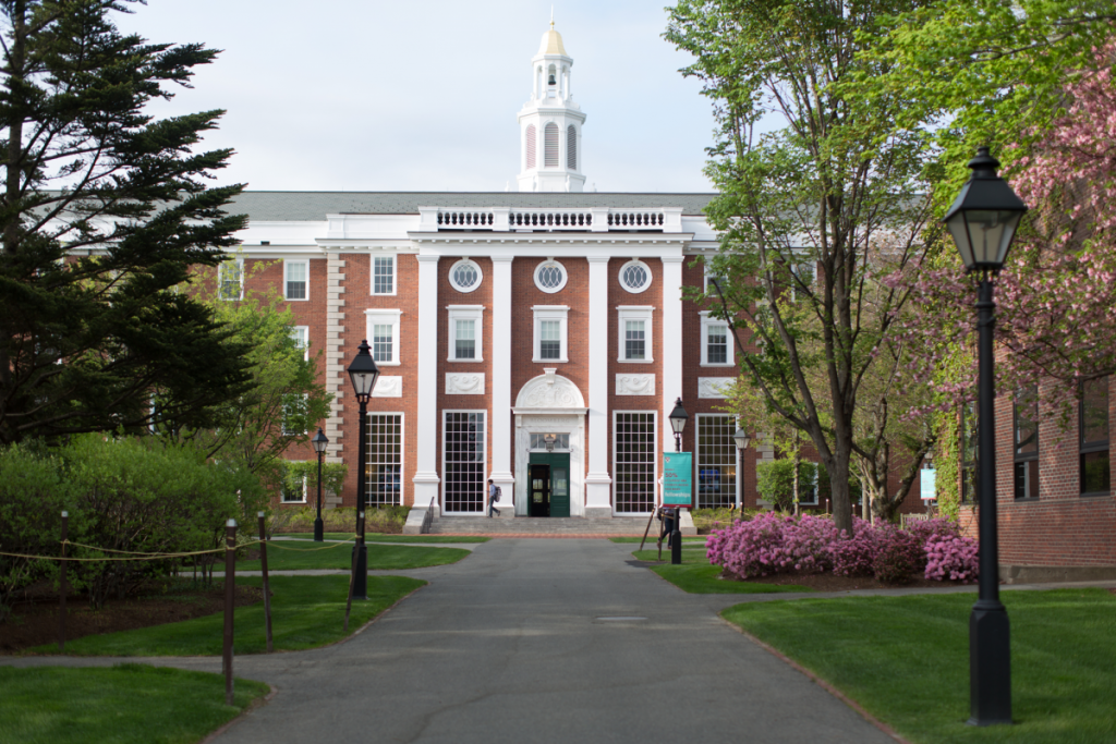 HBS Launches Student-Wide Survey on MBA Rankings