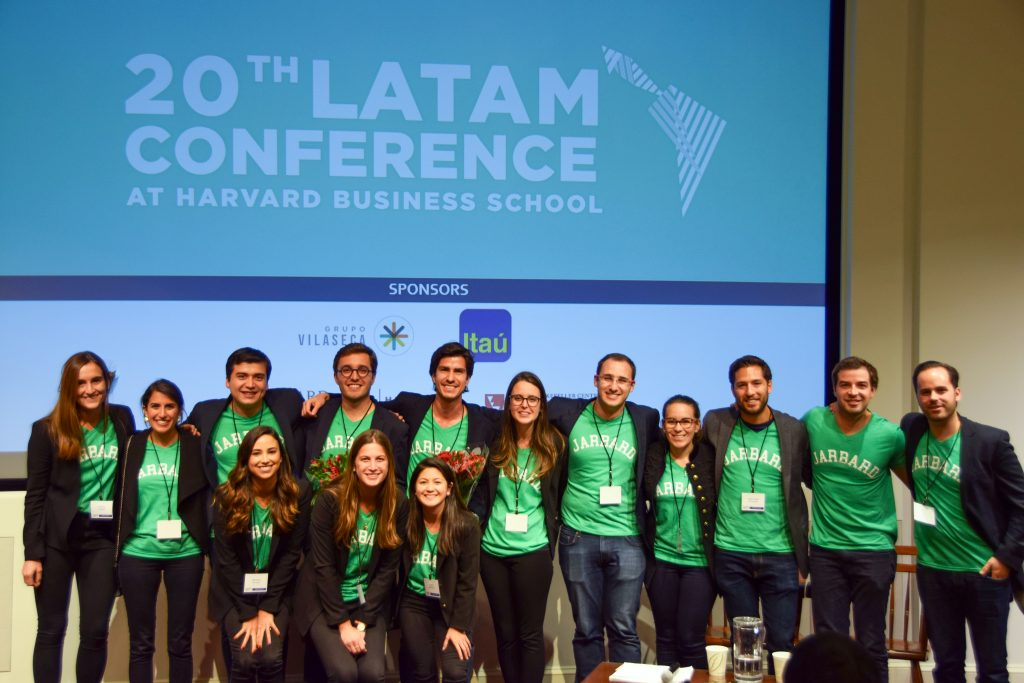 The 2017 LatAM Conference at HBS