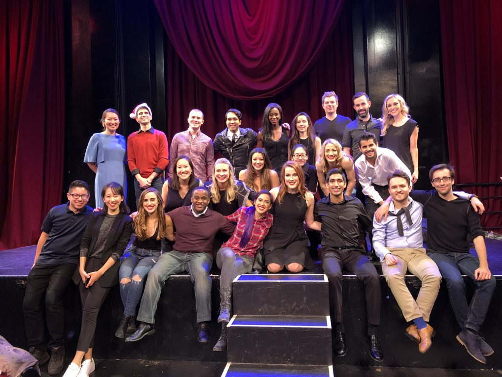 HBS Show's Cabaret Sells out Back-to-Back Performances at Oberon Theater
