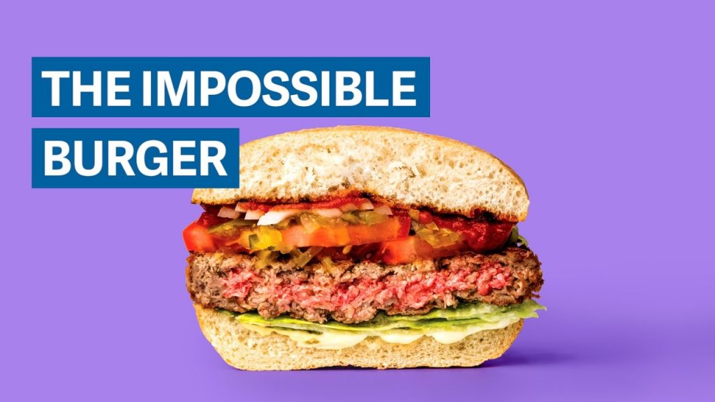Impossible Burger Takes Boston
