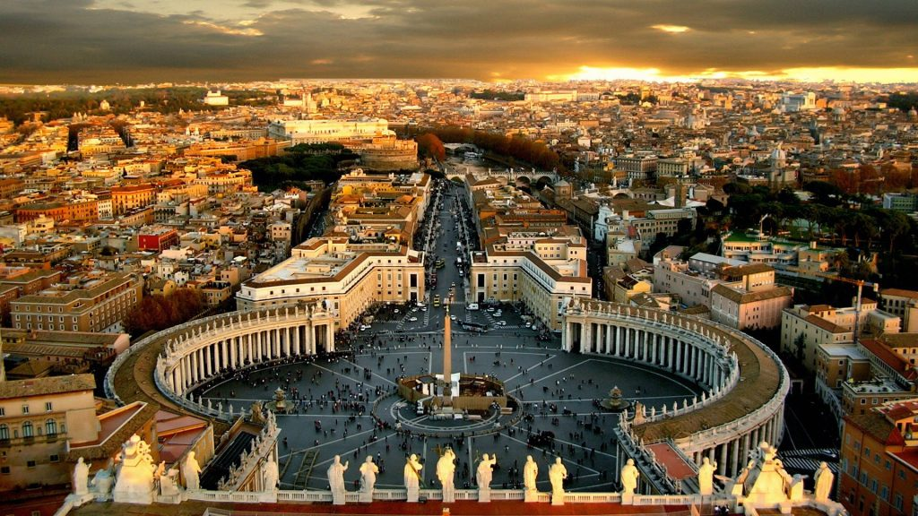 Harvard Students Help Bring First Ever Hackathon to the Vatican