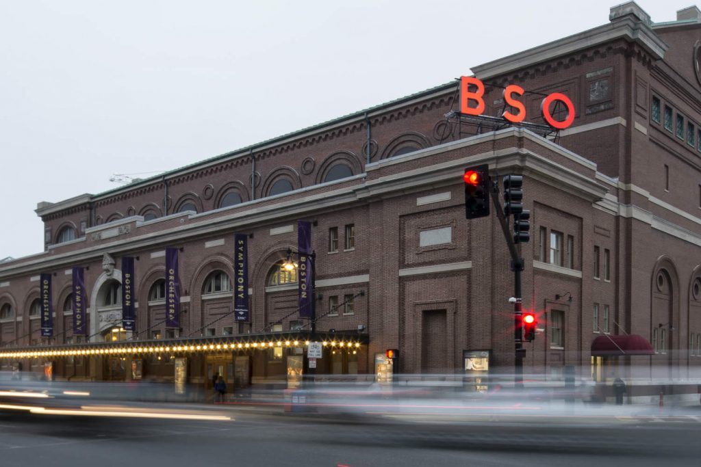The Boston Symphony Orchestra Balances Sounding Good with Doing Good