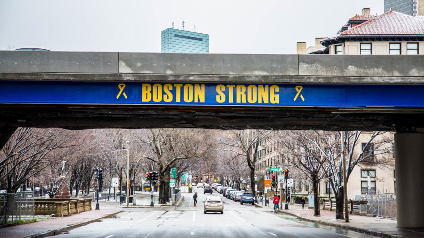 Running for a Reason: the Boston Marathon's Charity Program