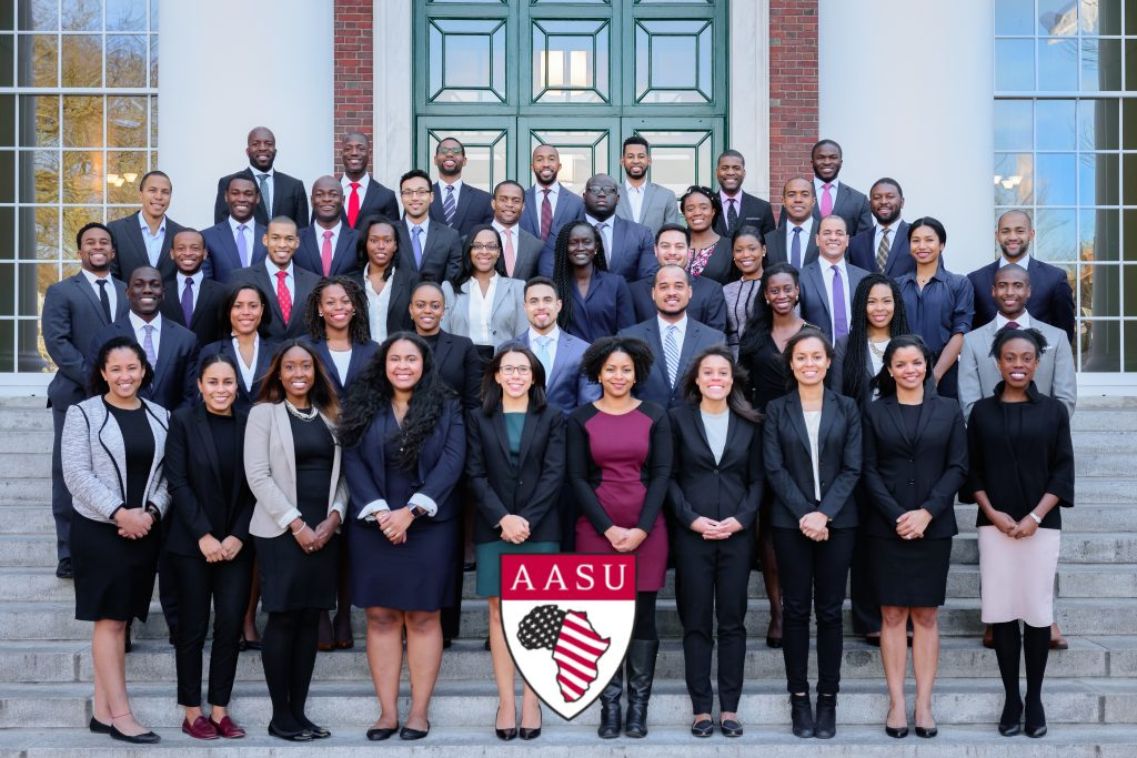Celebrating the 50th Anniversary of the African American Student Union at Harvard Business School