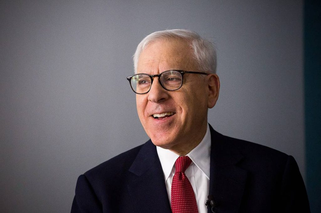 Exclusive: Interview with Carlyle Co-Founder David Rubenstein