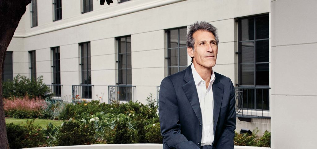 Interview with Michael Lynton, Chairman of Snapchat