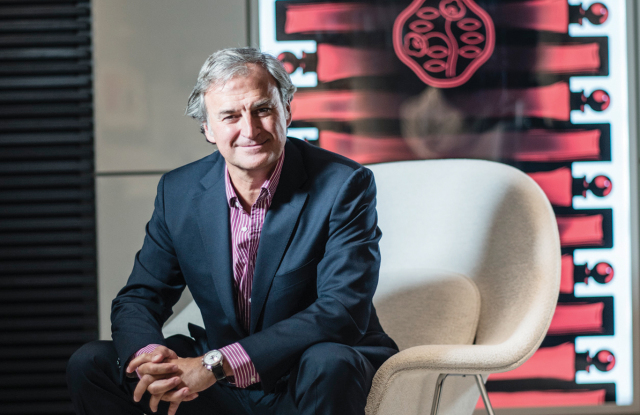 Interview with Marc Rey, CEO of Shiseido Americas