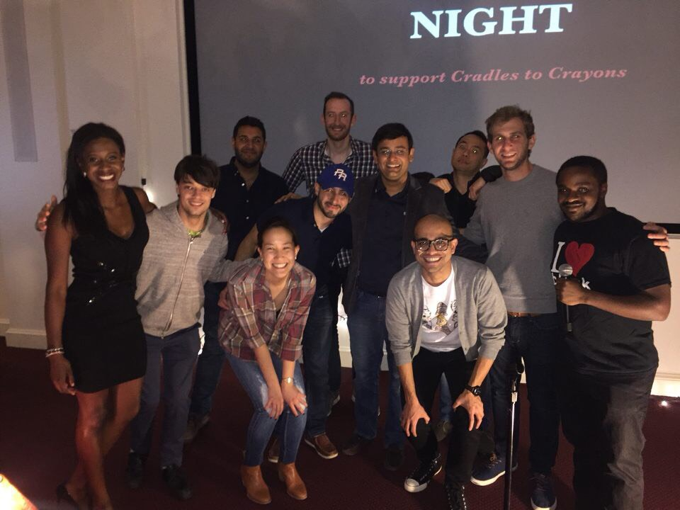 3rd Annual Comedy Night Highlights Student Standup Talent