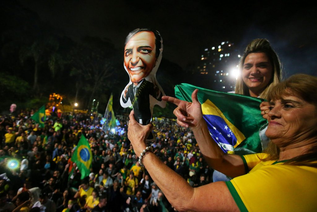 Brazil: Keep Calm and Be Optimistic