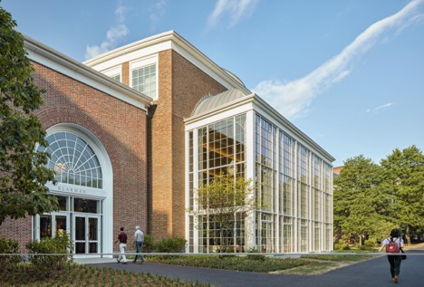 Klarman Hall Opens After Years of Planning