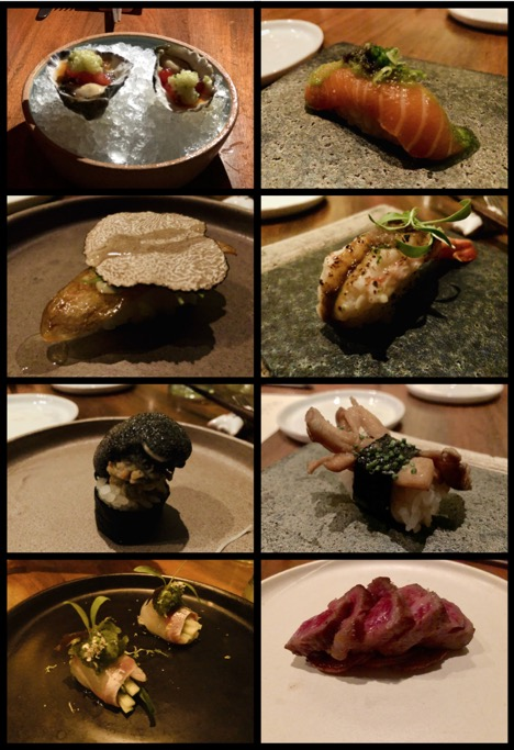 Boston Dreams of Sushi