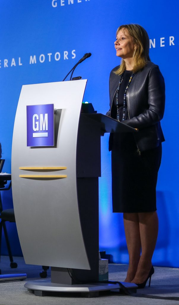 More Women CEOs