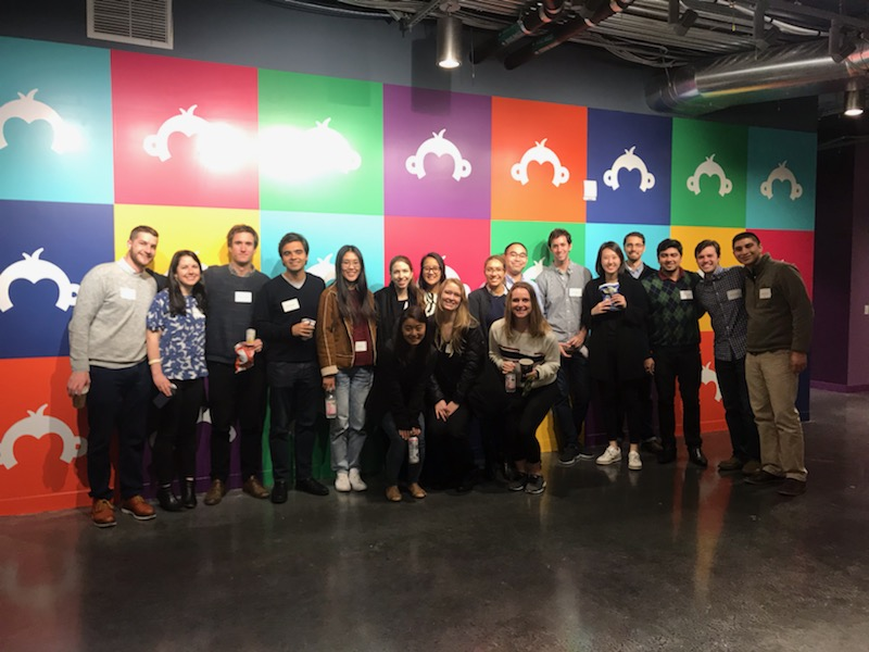 140 Students Flock to San Francisco for HBS Tech Club's Annual WesTrek