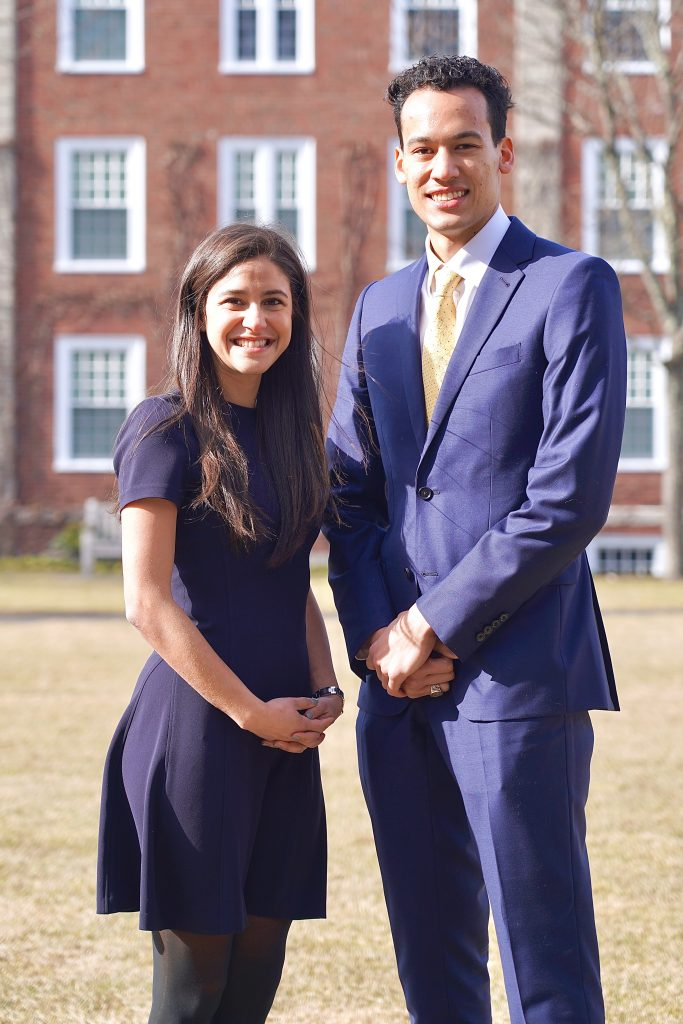 Q&A with Your New Student Association Co-Presidents