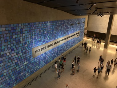 In Memory of 9/11: The Search for Meaning in Tragedy
