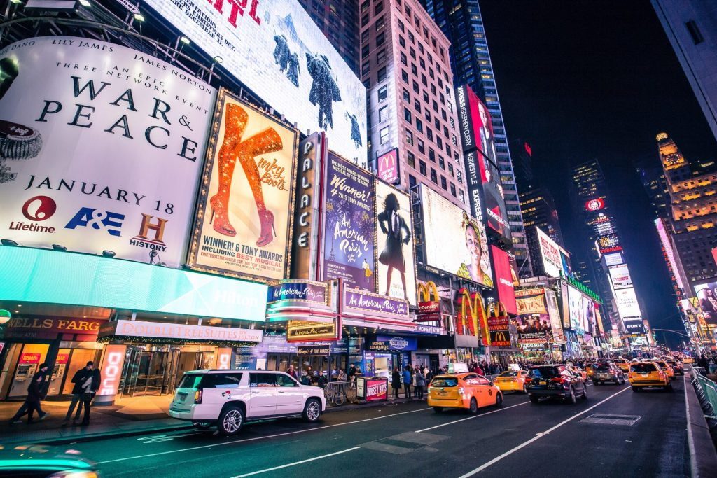 The Show Goes On: The Resurgence of Broadway in the Modern Era