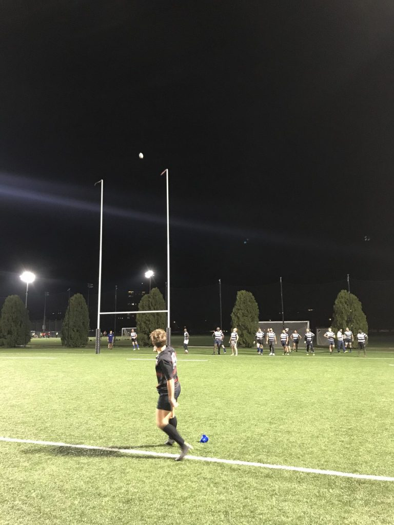 HBS Rugby Powers past Local Club Side Maccabi RFC