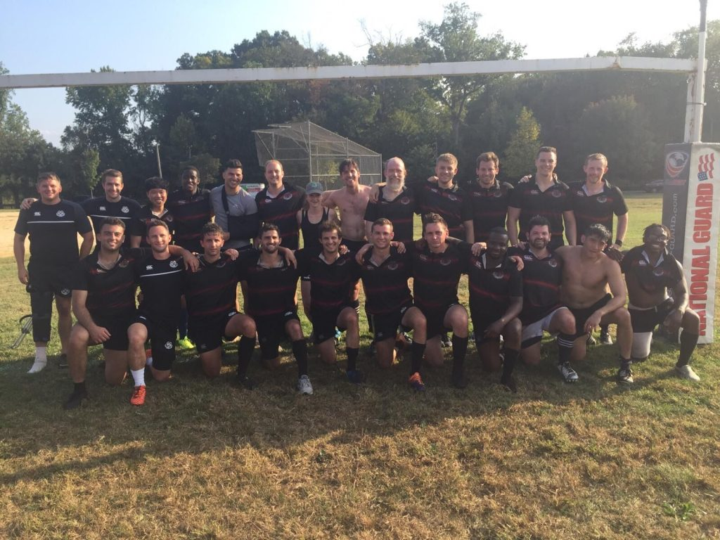 HBS Rugby Storms into Hogfest Finals