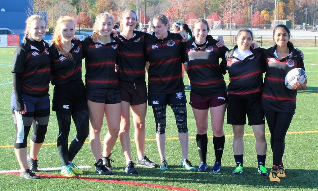 Boston Brawl Match Report: Harvard Women's Touch Rugby Champions