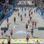 Wild Card Takes On Boston Marathon