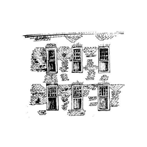 Illustrations from a Harvard Dorm Room