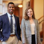 Q&A with the New Student Association Co-Presidents