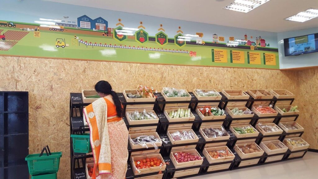 Reimagining India's Food Supply Chain