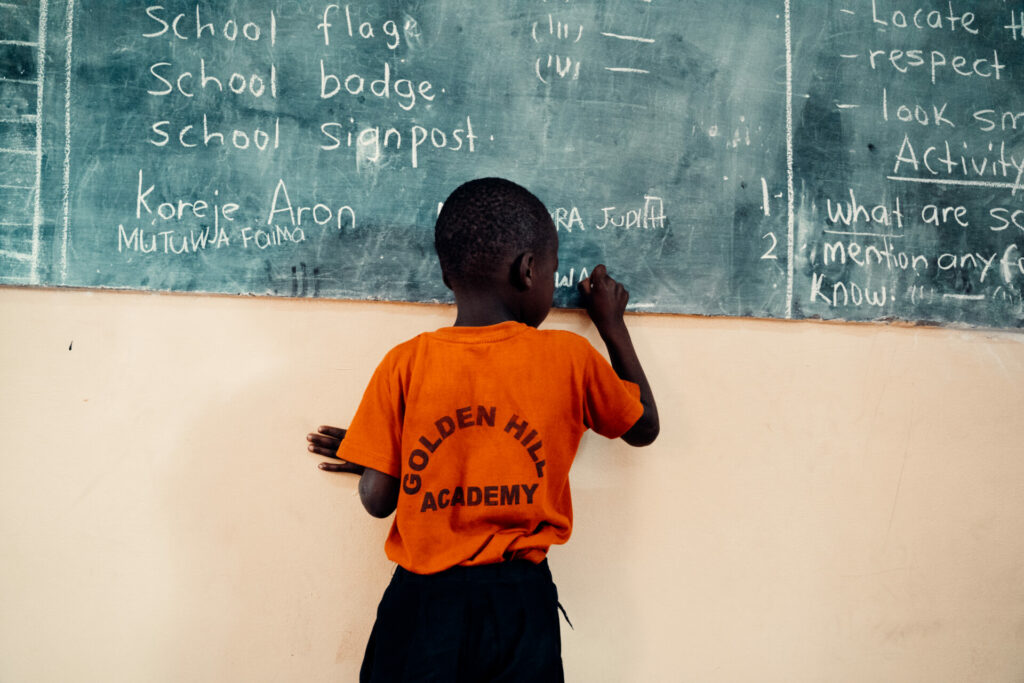 Start-up Corner: Building Schools for 264 Million Children
