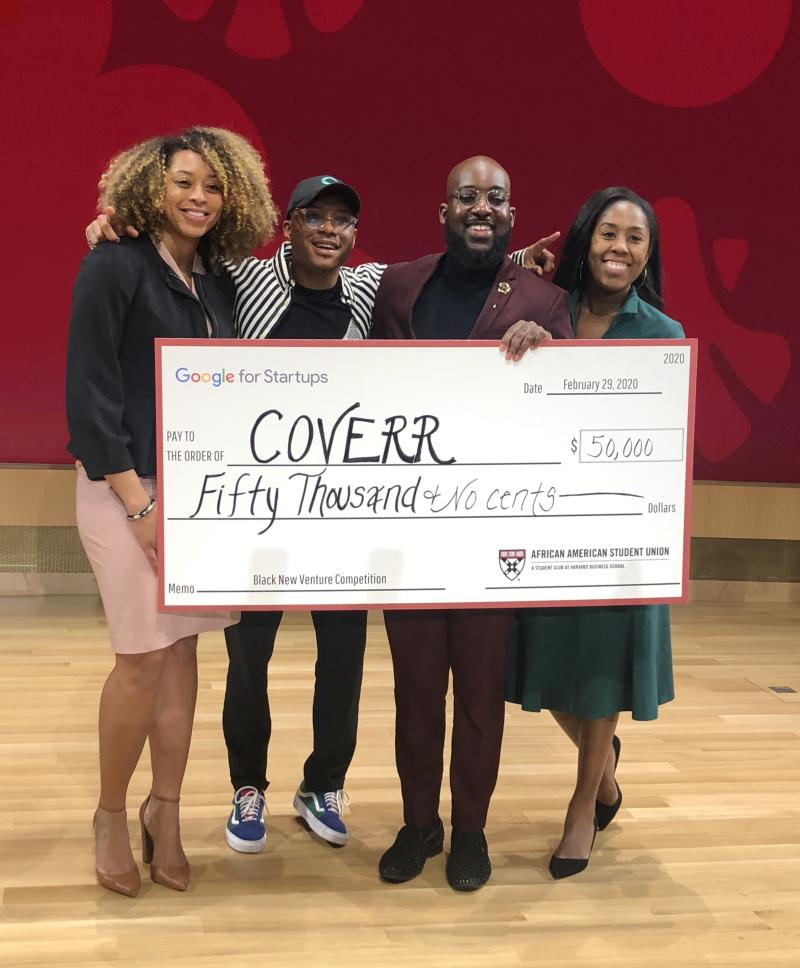 HBS Black New Venture Competition